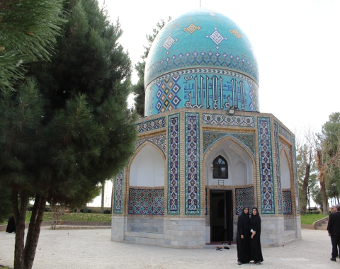 اردوی یک روزه تفریحی فرهنگی نیشابور(3)- 14 آذر