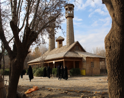 اردوی یک روزه تفریحی فرهنگی نیشابور(2)- 14 آذر