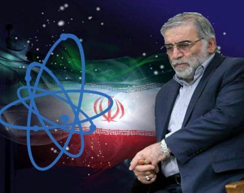 گرامیداشت شهادت پرافتخار دانشمند شهید هسته ای و موشکی محسن فخری زاده