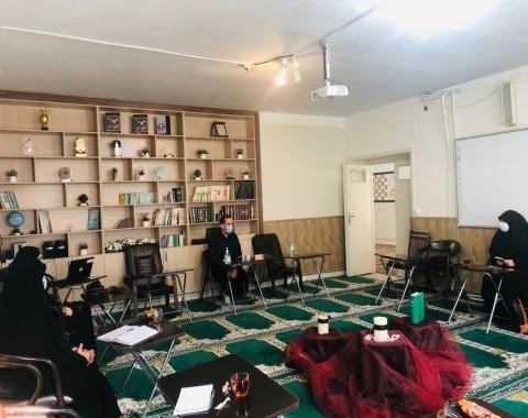برگزاری دومین جلسه هماهنگی هیئت اخلاص فارغ التحصیلان مدارس امام حسین علیه السلام